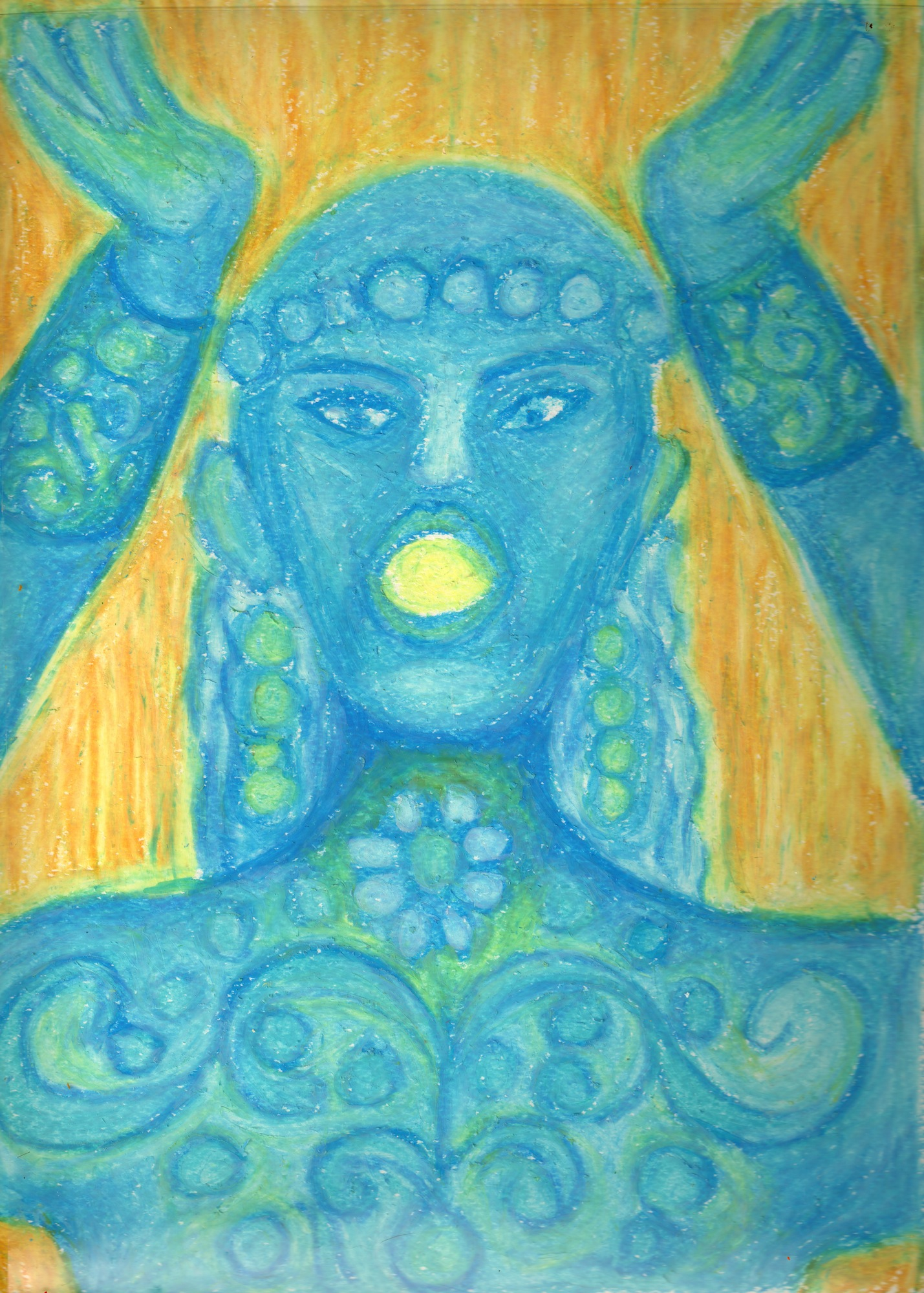 Sounding the Throat Chakra