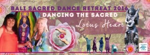 Bali Sacred Dance Retreats