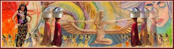 Walk like an Egyptian Goddess – The Sacred & Therapeutic Dance of Ancient Egypt